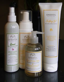 Onesta product line